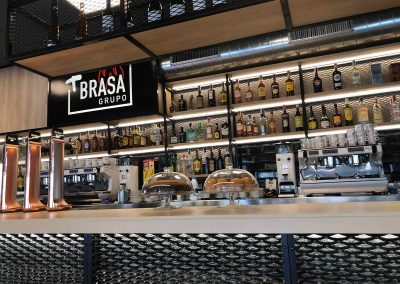 Reforma integral Restaurante +Brasa