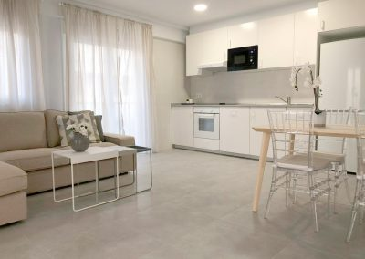 Promoción de apartamentos en Fraga