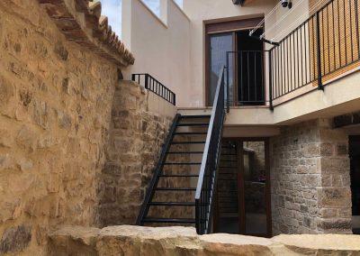 Rehabilitación vivienda en Ontiñena