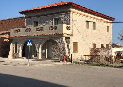 Rehabilitación de la Casa del Médico Torrente de Cinca