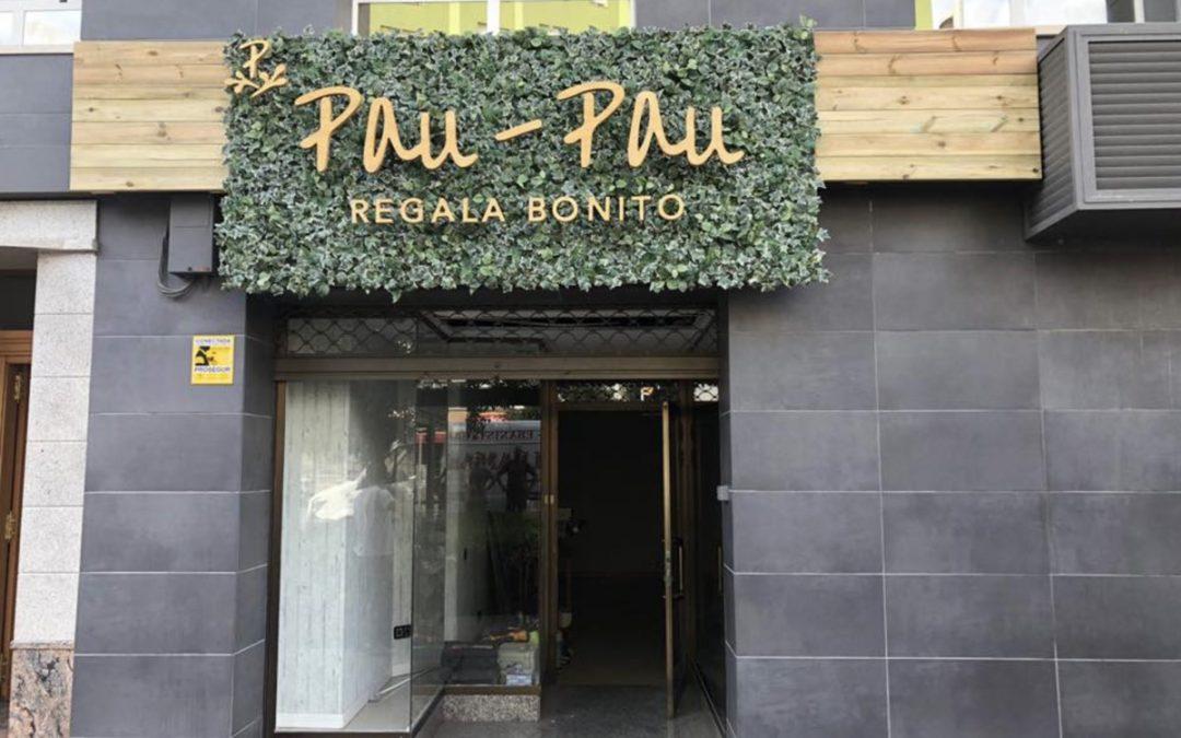 Lanzamiento de Pau-Pau Regala Bonito