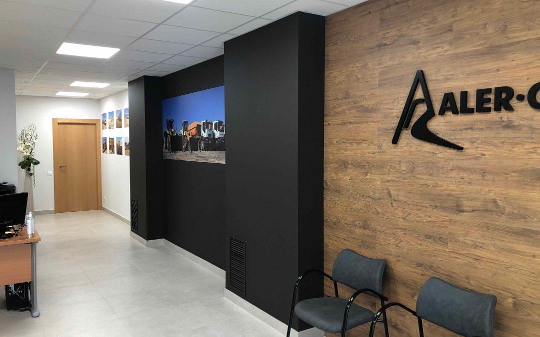 Nuevas oficinas Aler-Codina