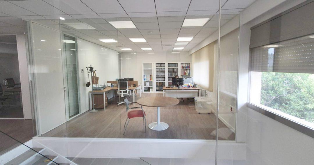 Renovación de oficinas Piensos Costa